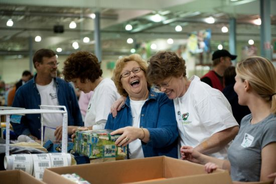 Operation Christmas Child, Samaritan's Purse