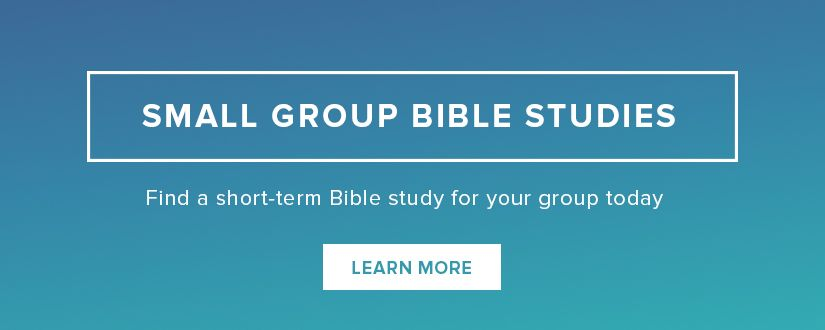 Small Group Bible Studies