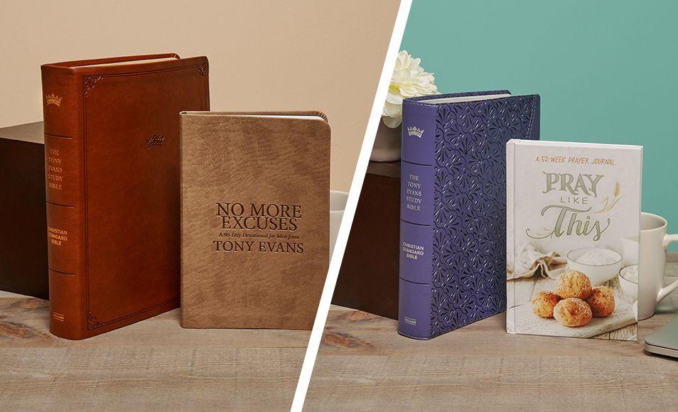Tony Evans Bible