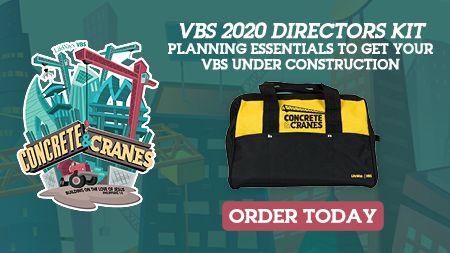 VBS Directors Kit