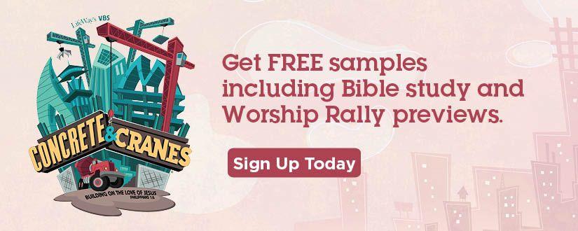 VBS Free Samples