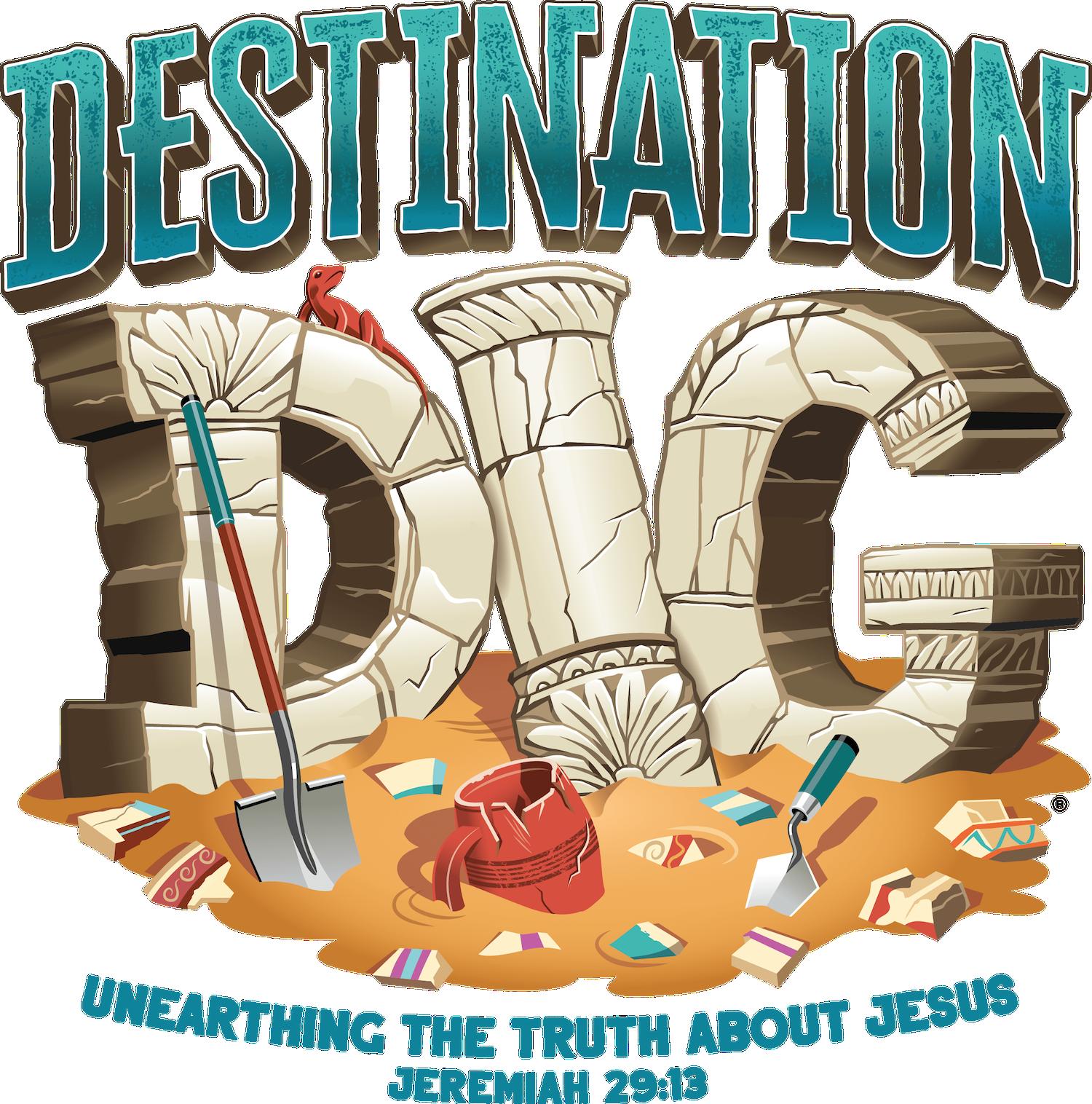 Destination Dig VBS