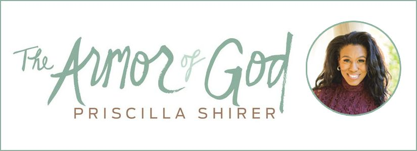 Image result for priscilla shirer armour of god