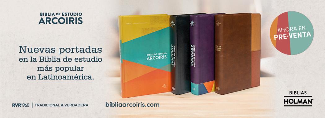 Biblia de Estudio del Arcoíris