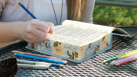 Let Scripture Inspire Your Creativity Journaling Bibles Provide The Perfect Way