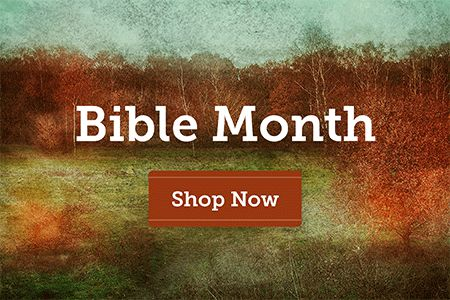 Bible Month