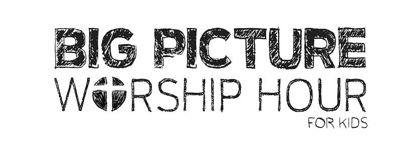 The Gospel Project   Kids - Big Picture Worship Hour - LifeWay
