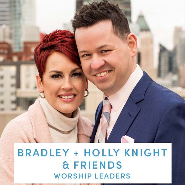 Bradley and Holly Knight