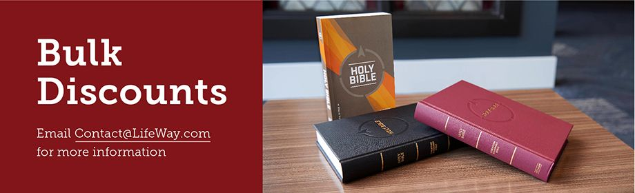 Bulk Discounts for Bibles