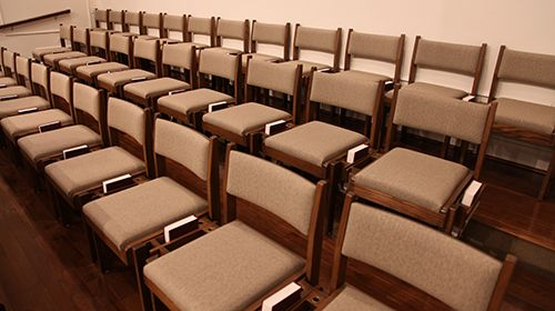 Chior Chairs for Churches