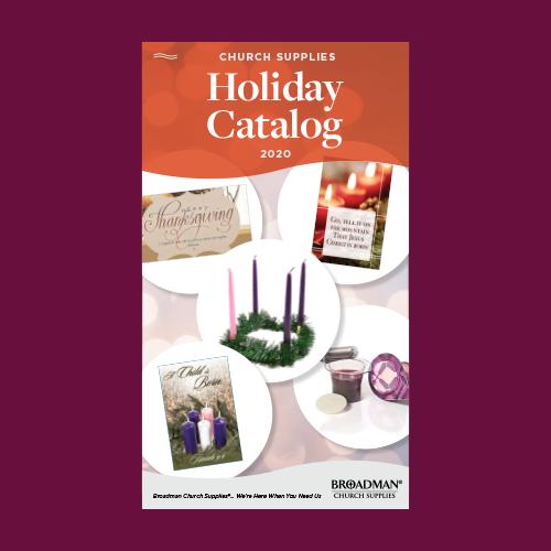 Church Supplies Holiday Catalog