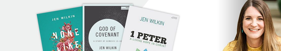 Jen Wilkin Books and Resources