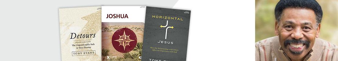 tony evans bible study