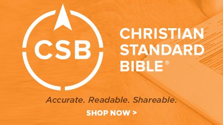 CSB Christian Standard Bibles