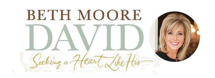 David By Beth Moore