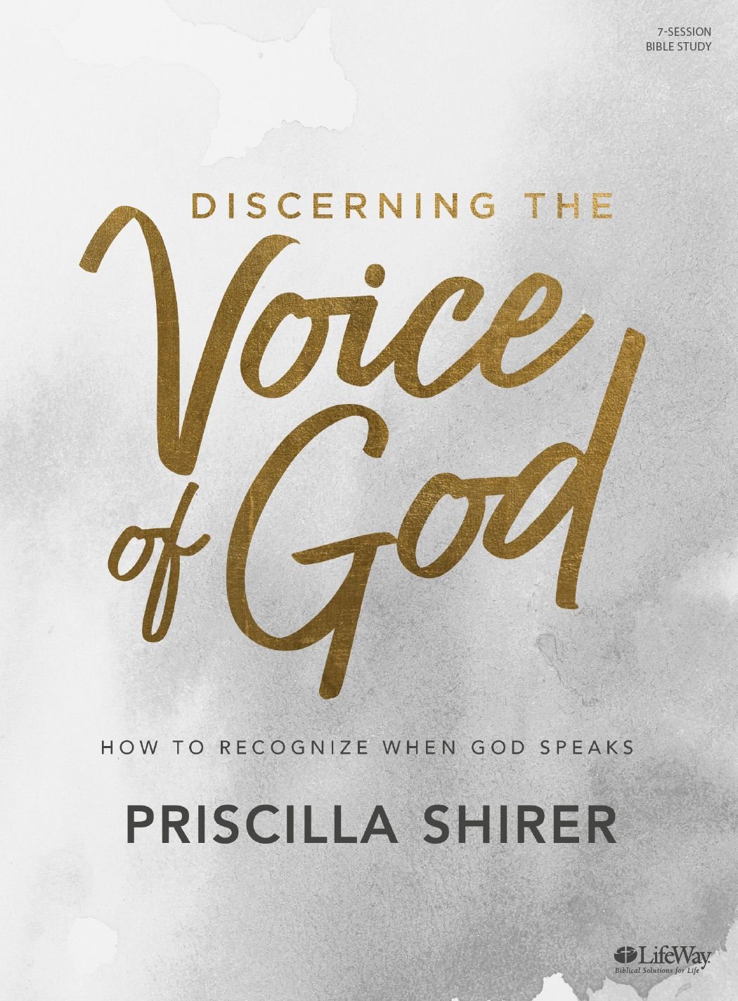 The Voice of God Bible Study by Priscilla Shirer
