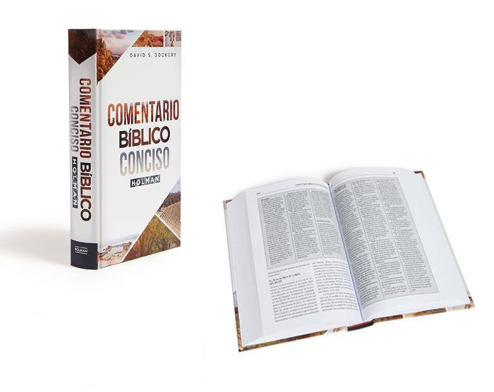 El Comentario Bíblico Conciso Holman
