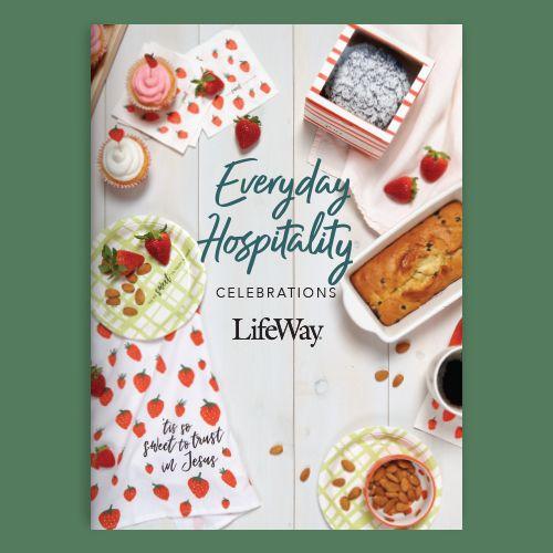 Everyday Hospitality Celebrations Catalog