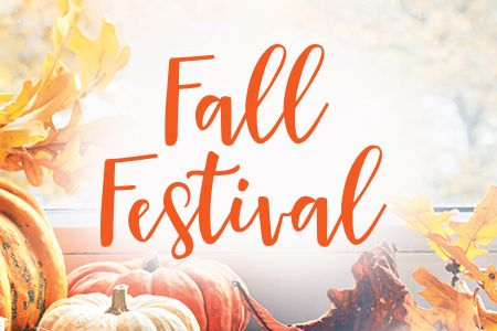 Fall Festival Store Event