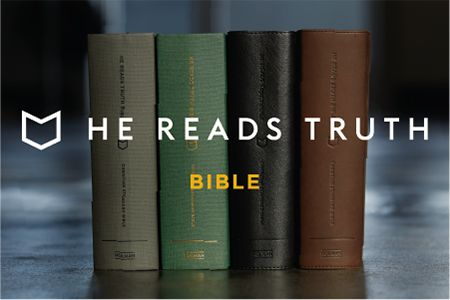He Reads Truth Bible
