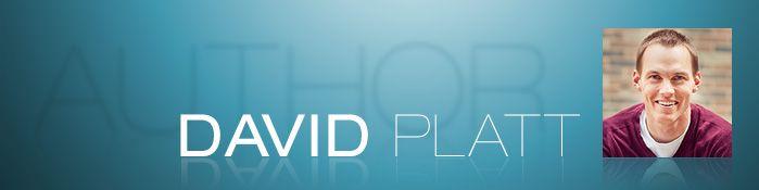 David platt s new book