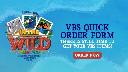 VBS Quick Order Form