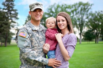 Free giveaways for military families