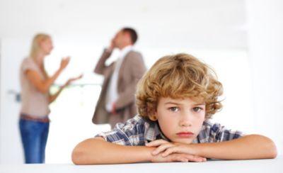 Children respond to divorce in a variety of ways