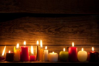 Advent, family, advent candles