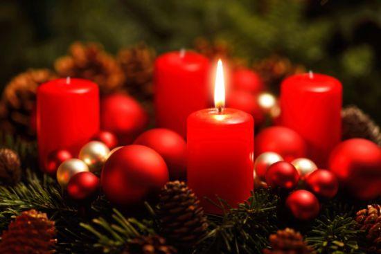 Advent devotional, advent candle,