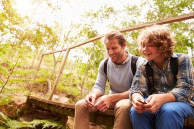 parenting, teenager, talking, communication