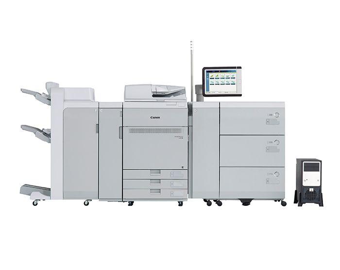 imagePress C910, C810, C710