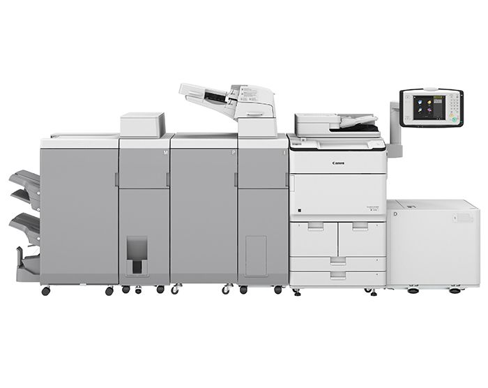 imageRUNNER ADVANCE DX 8700 Series