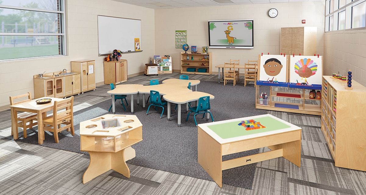 Church Furniture for Kids Ministry Classrooms