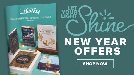 New Year Offers - January Church Catalog