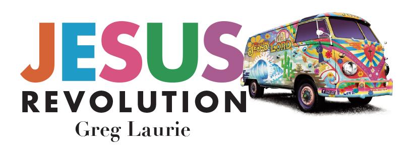 Jesus Revolution Bible Study