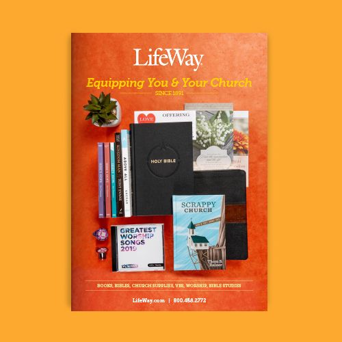 July Church Catalog