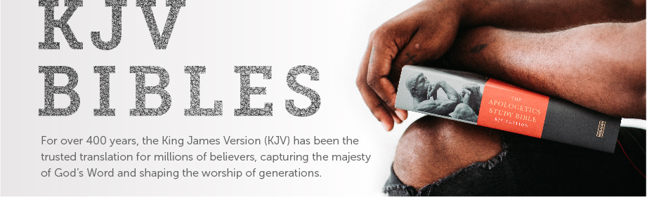 King James Version KJV Bible