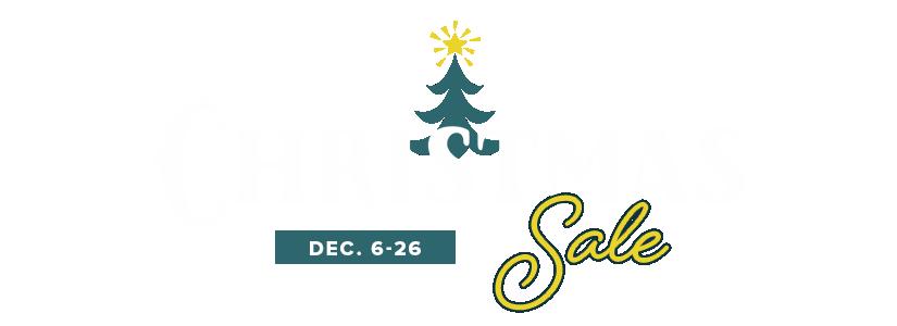 Late Christmas Sale
