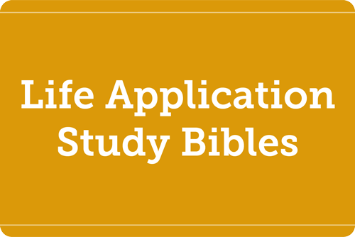 Life Application Study Bibles