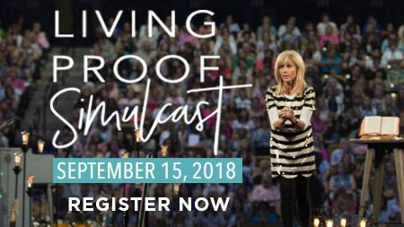 Living Proof Live Simulcast