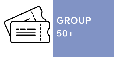 group ticket 50