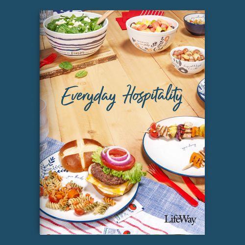 Everyday Hospitality Summer Catalog