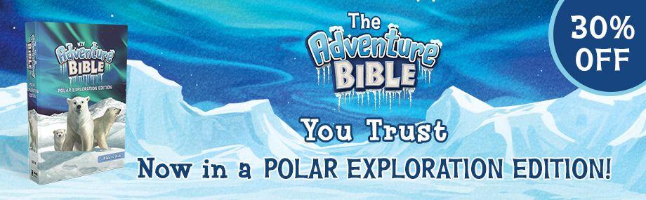 NIV The Adventure Bible Polar Edition