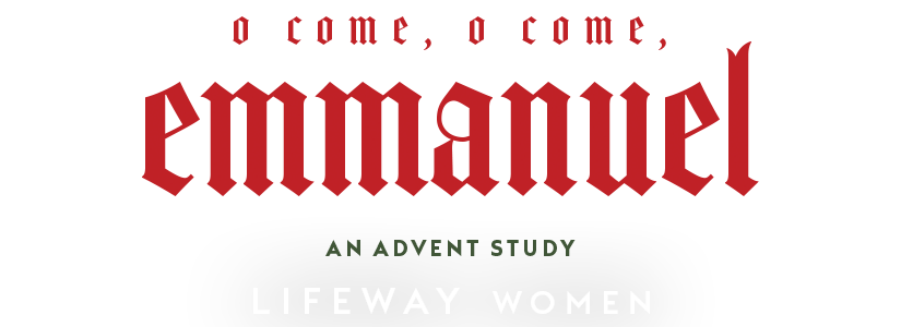 O Come, O Come, Emmanuel Bible Study