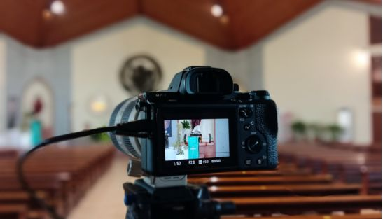 Church Live Streaming Service