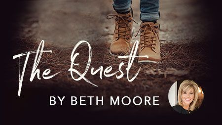 The Quest by Beth Moore