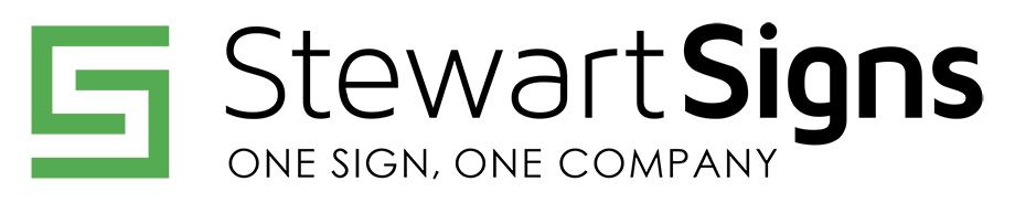 Stewart Signs Logo
