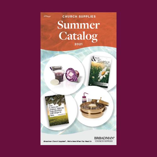 Church Supplies Catalog