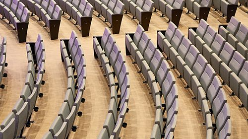 Theater Seating Rows